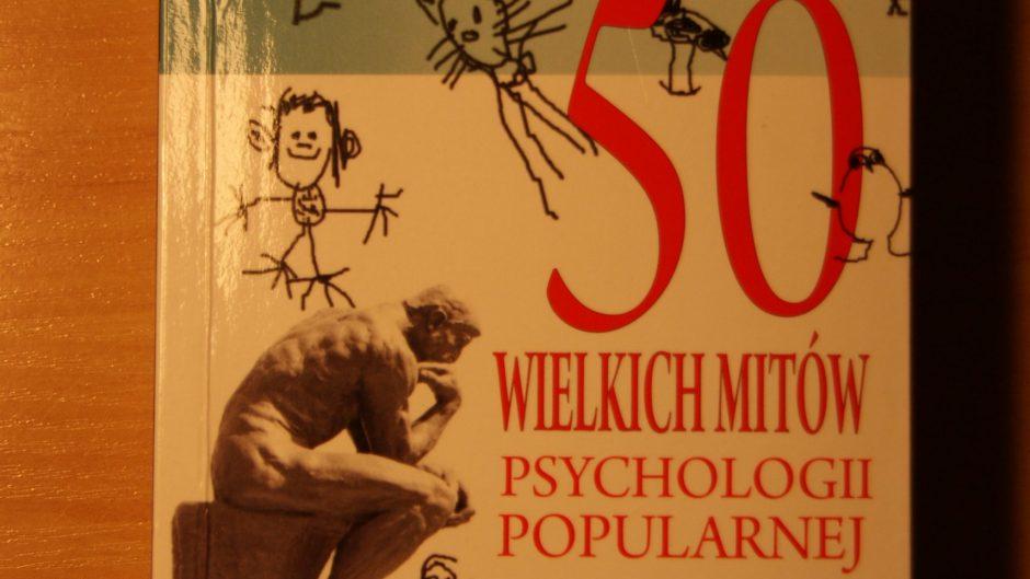50 mitów psychologii