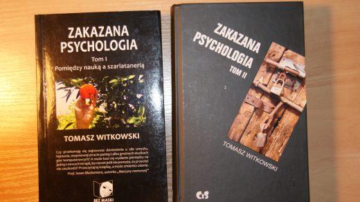 Zakazana psychologia