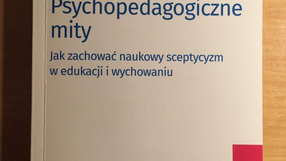 Psychopedagogiczne mity