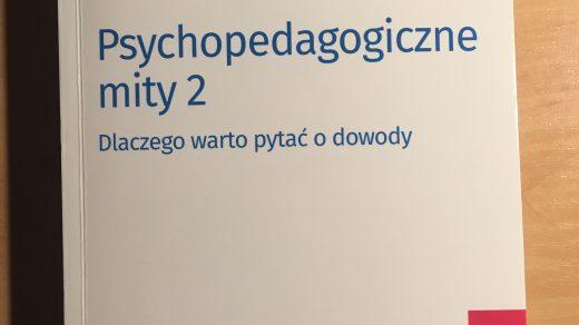 Psychopedagogiczne mity 2